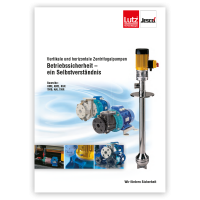 Leaflet vertical and horizontal Centrifugal pumps