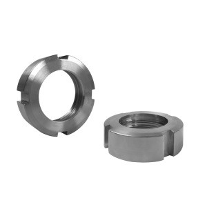 Stainless steel nut for container pump B200