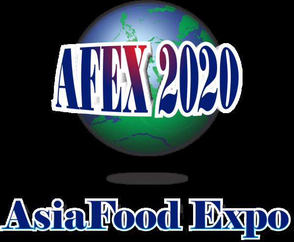 Logo AFEX 2020 - Asia Food