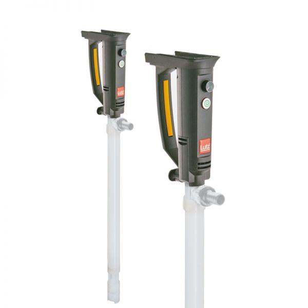 Pompe vide-fût à batterie - B2 Batterie PVDF (rotor)