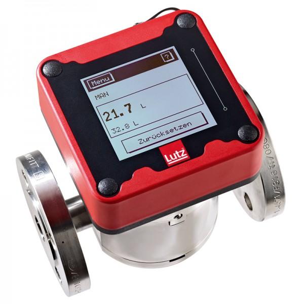 Durchflussmesser HDO 500 Alu/PPS mit Flanschanschluss