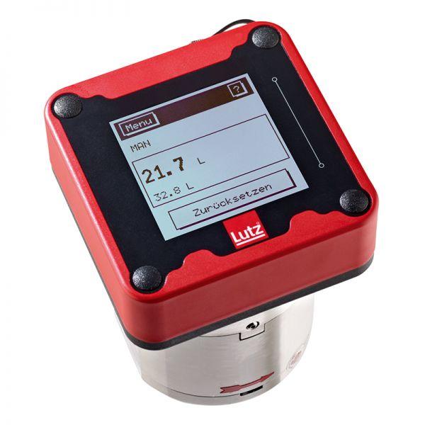 Flow Meter HDO 250 Alu/PPS