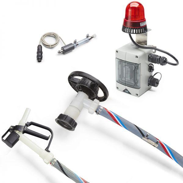 Pump Set B200 PVDF