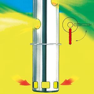 Funktion Fasspumpe Mischen & Pumpen