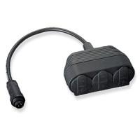 Aansluitkabel motor/slow 3-voudig