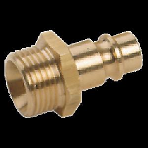 Einstecknippel für Druckluftversorgung