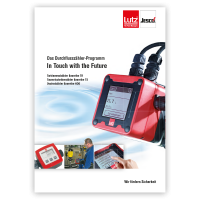 Lutz Brochure Flowmeters