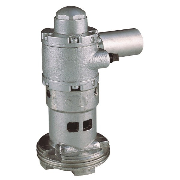 Compressed air motor 4/GT