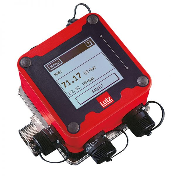 Flow Meter TS type VA10 With volume preset