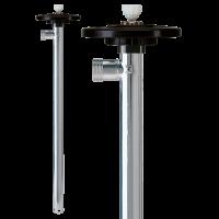 Pump tube Niro