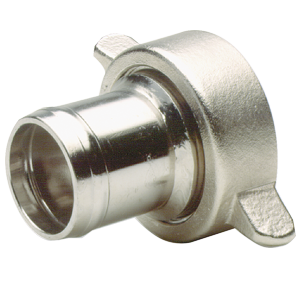 Hose connection stainless steel