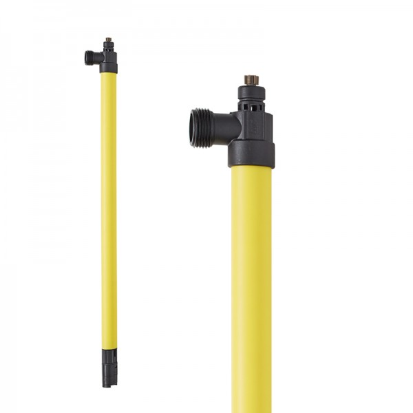 Pump tube B2 Battery, with impeller