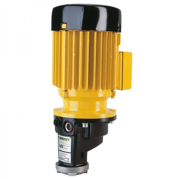 B4/GT three-phase gear motor