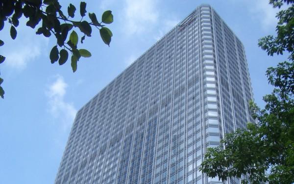 Wolkenkratzer des Büros von Lutz Pumps in Guangzhou