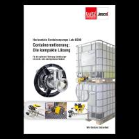 Prospekt Horizontale Containerpumpe