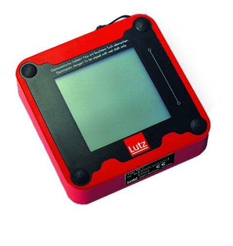 LUTZ Bedieneinheit mit Touchscreen Display für Durchflussmesser TS und HDO