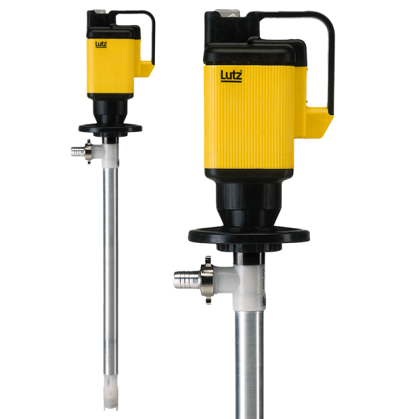 Drum pump Alu with motor B 55-T-5 (120 V)