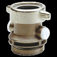 Emission proof drum adapter