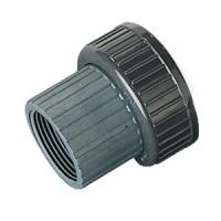 Raccordement de la pompe à tambour en matière plastique