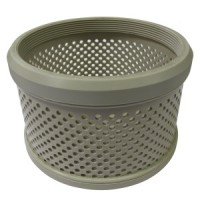 Foot strainer for submersible centrifugal pump B6