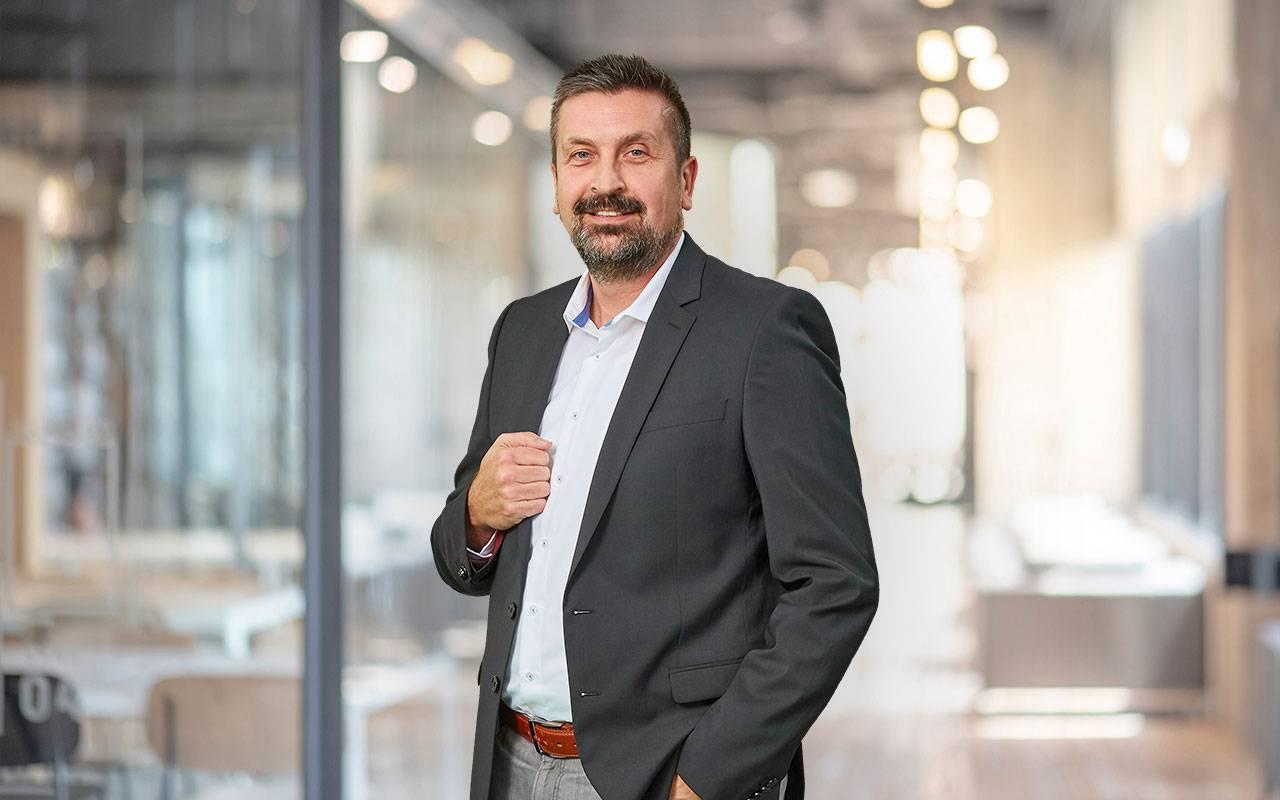 Lutz Pumpen | Vertriebsleiter Klaus Wadel