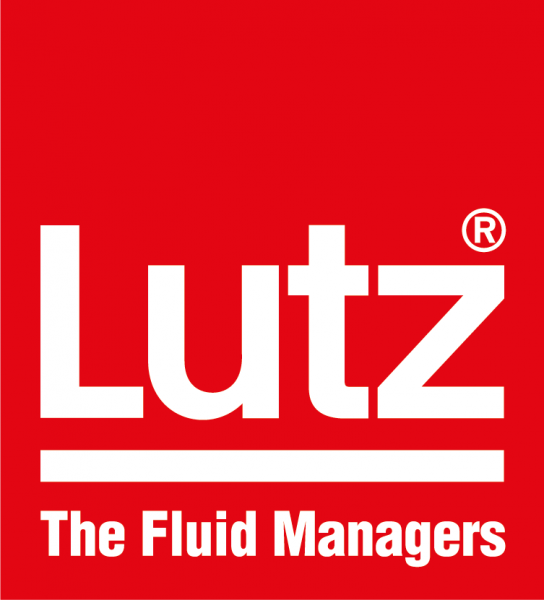 Logo Lutz Pumpen - The Fluid Managers