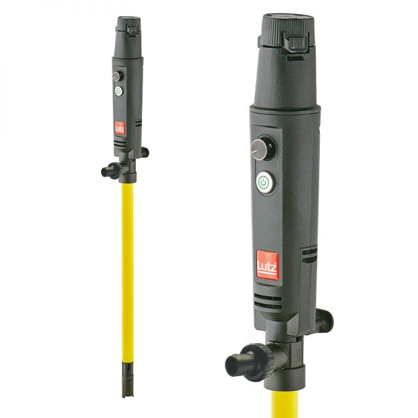 Battery Drum pump - B1 Battery PP
