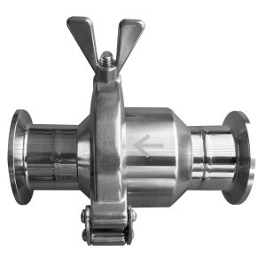 Check valve SS for container pump B200