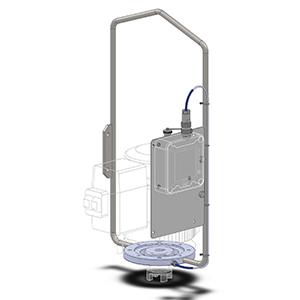Tragbügel mit integriertem Impulssensor