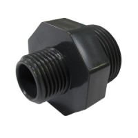 """Reducing connector (product side) for DMP 1/2"""""""