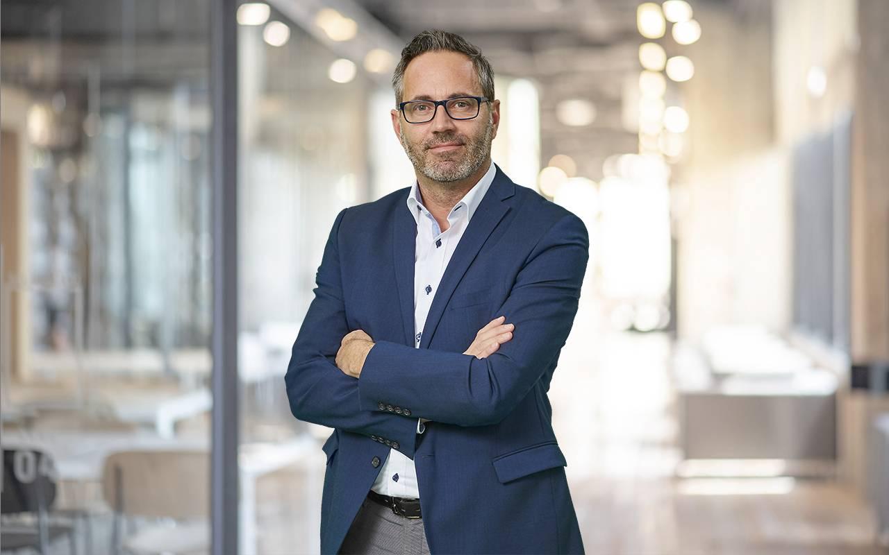 Lutz Pumpen Regional Manager Markus Klassert – zuständig für America & Iberia