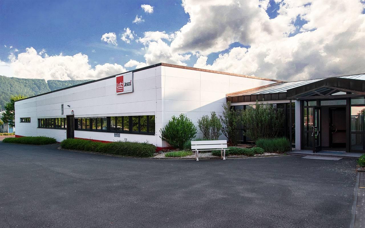 Firmengebäude Lutz - Standort Am Kreuzeck in Wertheim