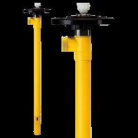 Pumpwerk PP 700 mm (Kanister) Dichtungslos (DL)