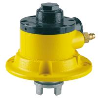 Druckluftmotor, Druckluftlamellenmotor 4 DA für Exzenterschneckenpumpe