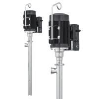 Eccentric screw pump B70V SanitaryPlus, Ex (with three-phase motor)